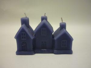 Drie Huisjes op een rij E 3,--