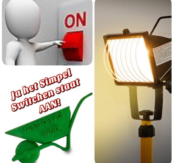 Simpel Switchen: het Switchen zo Simpel maken als het lichtknopje in je huis.